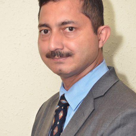 Dr. (Cdr) Arnab Das